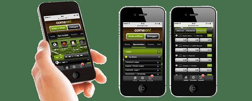 comeon-app